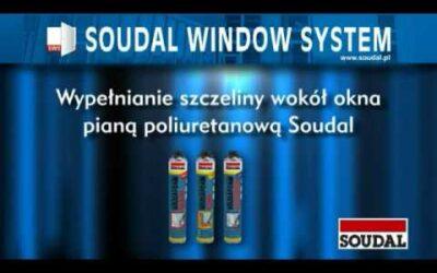 Montaż okien – Soudal Window System