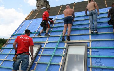 TILCOR – szkolenie z pokrywania dachów