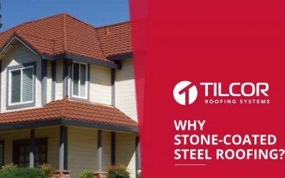 Dachy przyszłości – dachówka ceramiczno-metalowa z posypką kamienną