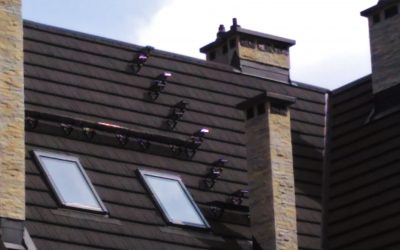 Do czego służy komunikacja dachowa?
