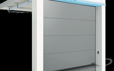 PROMOCJA – Brama Wiśniowski garażowa segmentowa UniPro N80